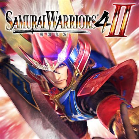 Samurai Warriors 4 Ii Bd Ps4 Samurai Warriors 4 Ii 2015 Playstation 4 Credits Mobygames