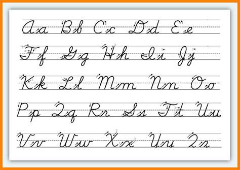 printable cursive alphabet banner 8 cursive letters worksheet ars eloquentiae