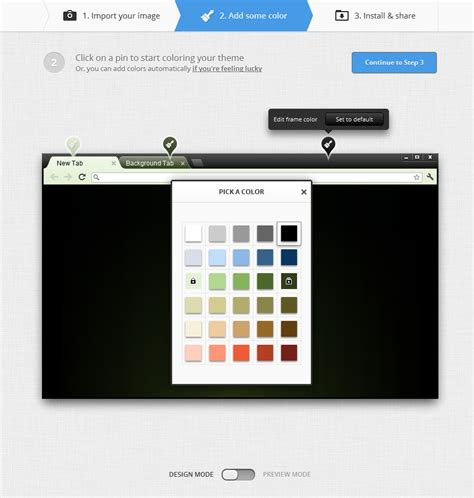 make your own themes for google chrome simple way to create your own google chrome theme