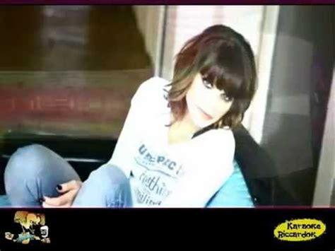 testo ciao alessandra amoroso karaoke con testo ciao cori alessandra amoroso mp4