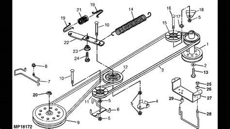 28 craftsman 42 mower wiring diagram 188 166 216 143