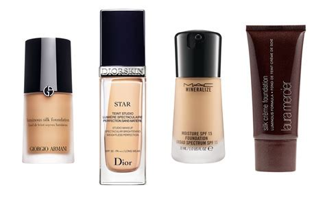 Best Foundations for Dry Skin   Eyrebrushed Makeup Studios