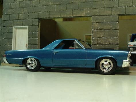 Pontiac El Camino by 65 Pontiac Gto El Camino Style Glass Model Cars