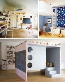 Ideas For Loft Bunk Beds Design Not Just For 7 Space Saving Sized Loft Beds