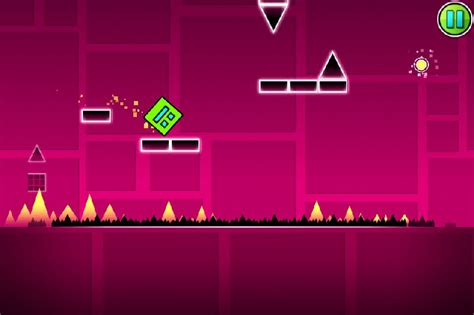 geometry dash full version review geometry dash vs 140 compare them games