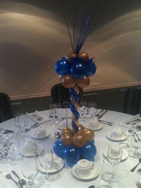air filled balloon centerpiece balloons pinterest