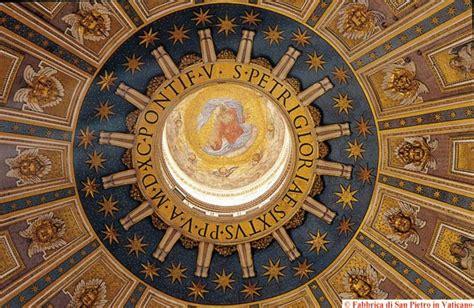 cupola s pietro basilica papale san pietro
