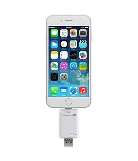 Otg Iphone 5s microsys otg pendrive 32gb for apple iphone 5 5s 6 6 plus buy microsys otg pendrive 32gb for