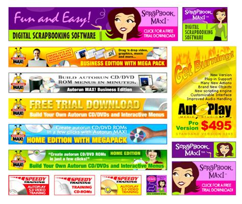 web banner ads flash banner static and animated banner funny animated gif cool animated gif banners