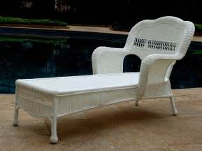 All Weather Wicker Chaise Lounge Sahara All Weather Resin Wicker Chaise Lounge Cdi 001 Ch