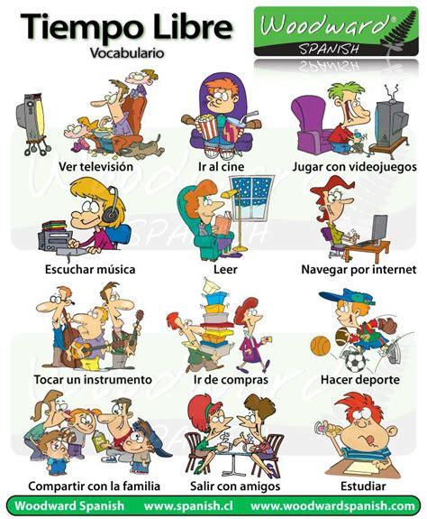 libro learn spanish ii libro 2 lecci 243 n 1 191 qu 233 te gusta hacer en tu tiempo libre 191 qu 233 prefieres hacer spanish time
