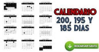 Calendario 2018 Imagen Calendario Escolar 2017 2018 200 195 Y 185 D 237 As Imagen