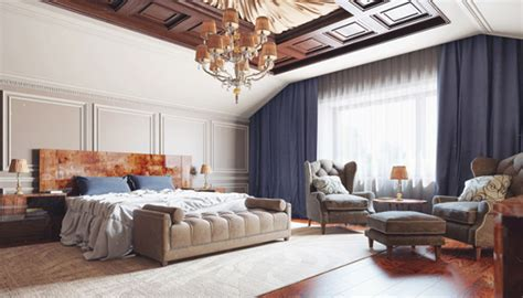 elaborate opulence   luxurious bedroom designs home