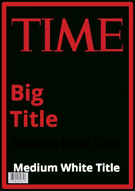 time magazine cover template time magazine template www pixshark images