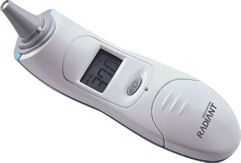 Termometer Tympanic radiant tympanic thermometer th003 hillside