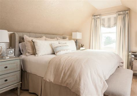 Guest Bedroom Decorating Ideas Uk Coastal Home With Neutral Interiors Home Bunch