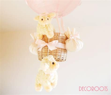 lustre fille le montgolfi 232 re enfant b 233 b 233 mouton fille