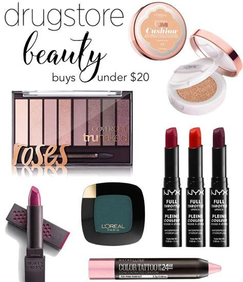 Cheap & Chic! 16 New Drugstore Beauty Products For 2016
