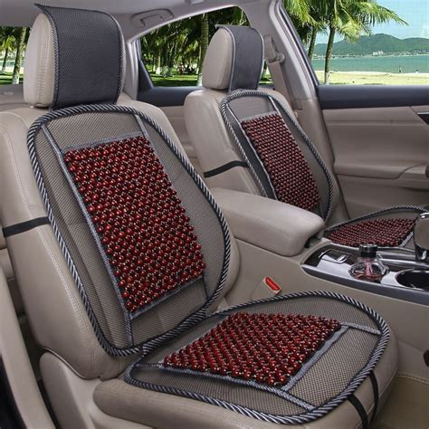 wood bead seat cover popular wooden beaded car seat covers buy cheap wooden