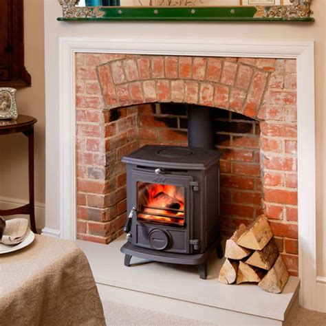 How To Install A Wood Burning Stove In A Fireplace by Wood Burning Stove Installation