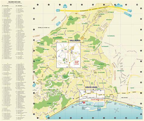 general layout en français plan de ville site officiel de la ville de vallauris