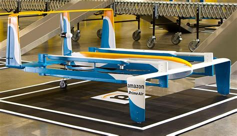 amazon prime air amazon testing delivery drones in uk news opinion