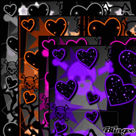 download wallpaper emo cartoon emo scene background style for you xo animated pictures
