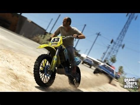 [gameplay] gta 5 comment trouver les motocross youtube