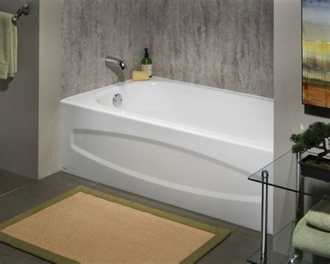 enamel bathtubs american standard cadet 5 feet enamel steel bathtub with