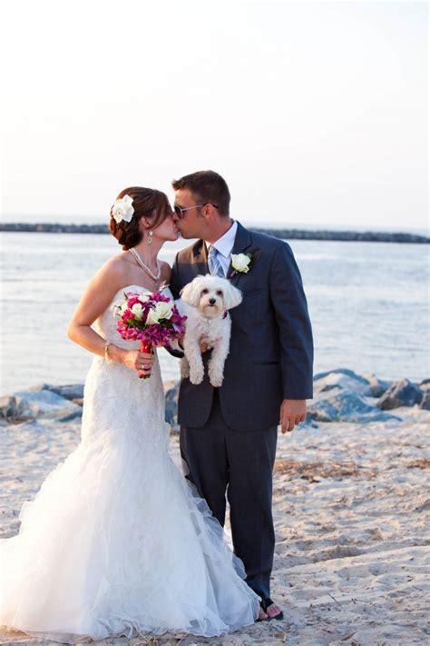 elegant beach wedding  pretty diy details