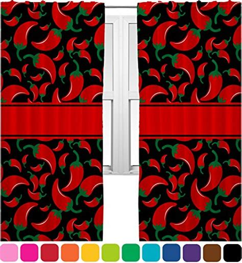 chili pepper kitchen curtains kitchen accessories