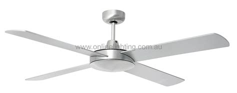 tempest ceiling fan brushed chrome features 52