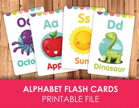 printable alphabet flash cards download flashcards for kids printable flash cards abc flashcards