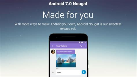 vii android the best new features in android 7 nougat lifehacker australia