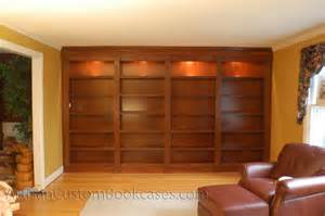 build custom bookcases wooden how to build custom bookcases pdf plans