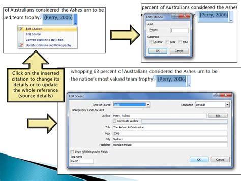 apa format on microsoft word apa referencing in microsoft word 2007