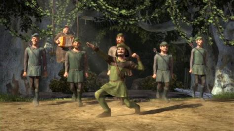 are we there yet bathroom scene merrymen wikishrek fandom powered by wikia
