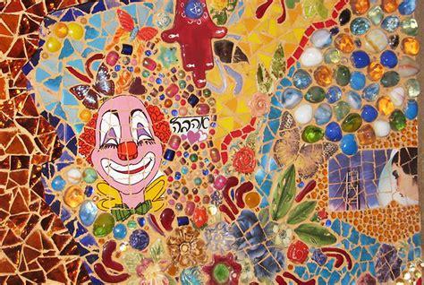 wohnzimmerwand kunst mosaik wohnzimmerwand innen und m 246 belideen