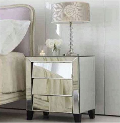 mirrored bedroom set sale 1000 ideas about bedside lockers on pinterest