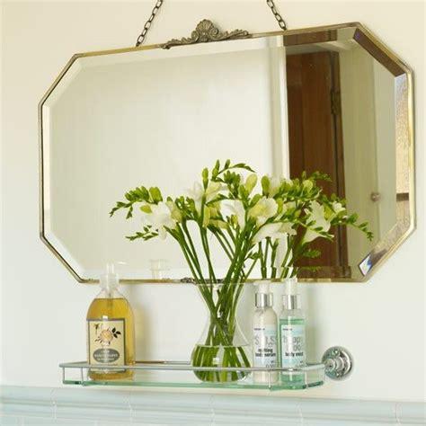retro bathroom mirror best 25 bathroom mirror with shelf ideas on pinterest clever bathroom storage bath