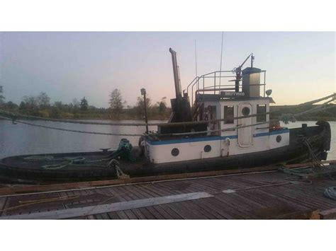 military tug boats for sale steel ex army tug