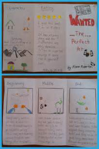 Make Board Book Report by Great Trifold For Book Review Could Do This For Begin Middle End Slp Ideas