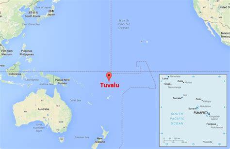 tuvalu on world map tuvalu countdown to drowning florafranca