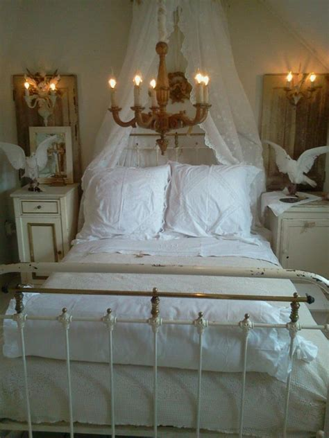 romantic bedroom setup 606 best images about decorating with iron beds on