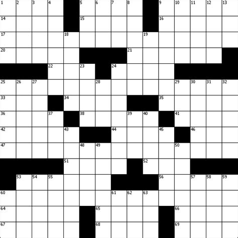 crossword puzzle template free printable crossword puzzle templates new calendar