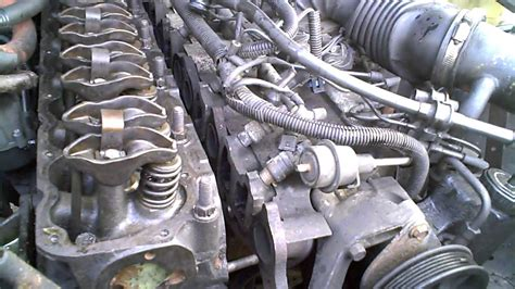 Jeep 4 0 Engine Interchange Ipartcars Pt 1 How To Install A Ho On A 4 0