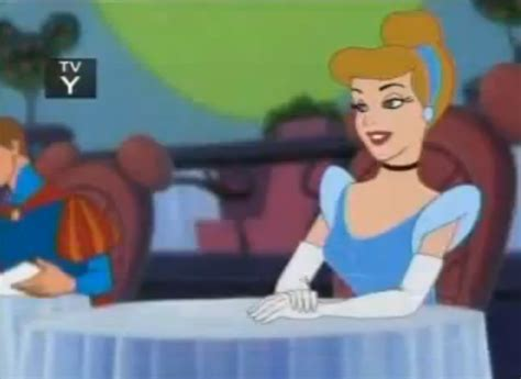 cinderella in house of mouse disney princess photo