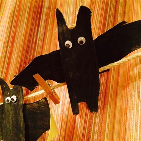 crafts bats oh bats a clothespin craft counting candles