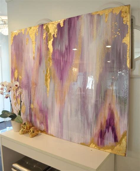 acrylic paint on canvas finish 17 best images about home decor on abstract