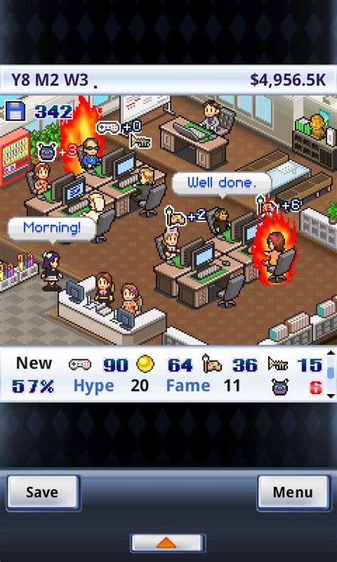 mod game dev story kairosoft ver 2 0 8 libre boards game dev story lite android apps on google play
